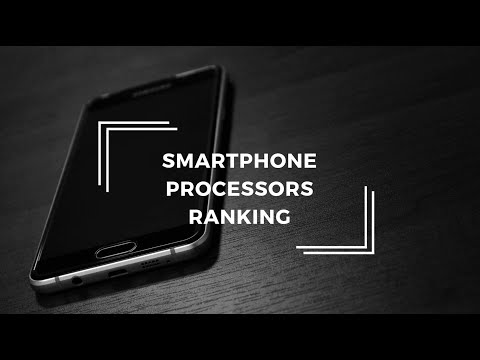 Best Mobile Processor Ranking List 2020