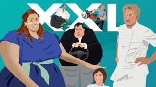 Anteprima programmi XXL (parodia Real Time, DMAX, Focus)