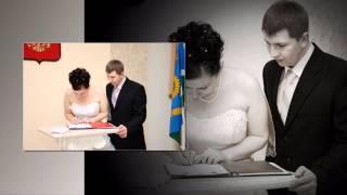 Свадьба Россошь слайдшоу
