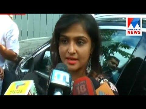 Remya Nambeesan at Aluva police club on SIT summons | Manorama News