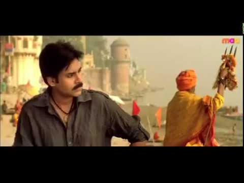 Pawan kalyan best dailogue from teenmaar movie