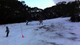Jonathan Yeung 滑雪