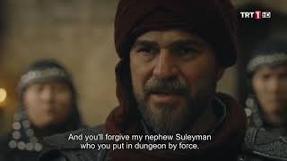 Ertugrul Conditions to give Sultan to Alincak   Ertugrul S05E49