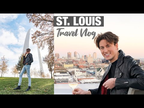 St. Louis TRAVEL VLOG | Exploring Art, Food, And Culture