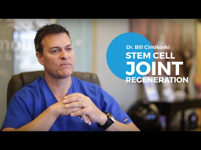 Stem Cell Joint Regeneration - Dr. William Cimikoski M.D.
