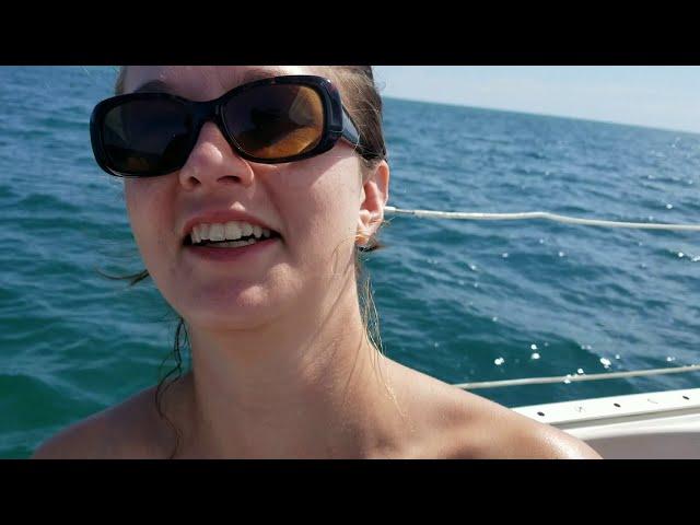 Barefoot sailing adventures videos, barefoot sailing