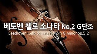 베토벤 첼로 소나타 No.2 G단조 op.5-2 | B…