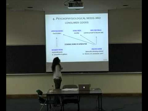 Vivianna Di Giovonazzo: Towards an Alternative Paradigm of Consumer Behavior