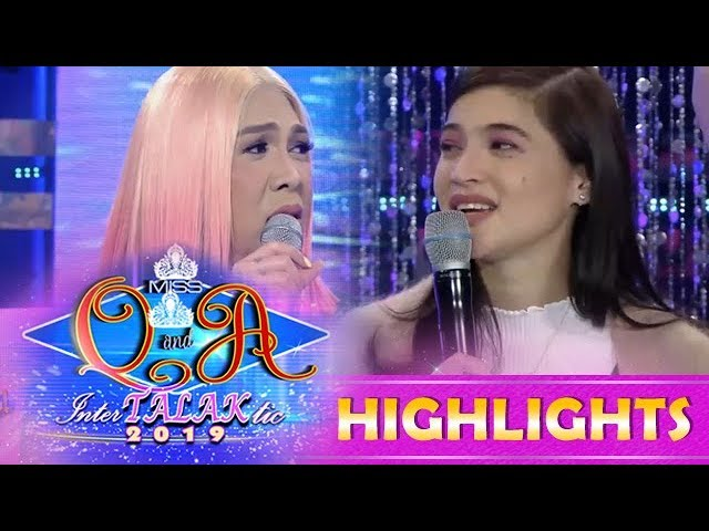 It's Showtime Miss Q & A: Anne tries Vice Ganda's knowledge in doing the laundry