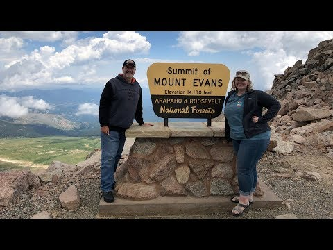 Ride To the Top of Mt. Evans streaming vf