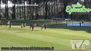 Eccellenza Girone B Foiano-Signa 1-1