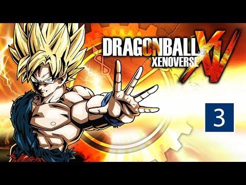Nappa, Vegeta and Great Ape - Dragon Ball XenoVerse | PART 3 Gameplay Walkthrough