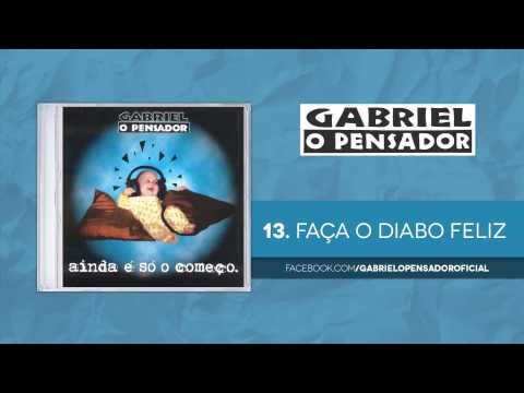 GABRIEL BAIXAR PENSADOR ASTRONAUTA