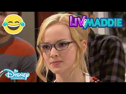 Liv And Maddie | Maddie's Cooking Slamdunk 😱 | Disney Channel UK