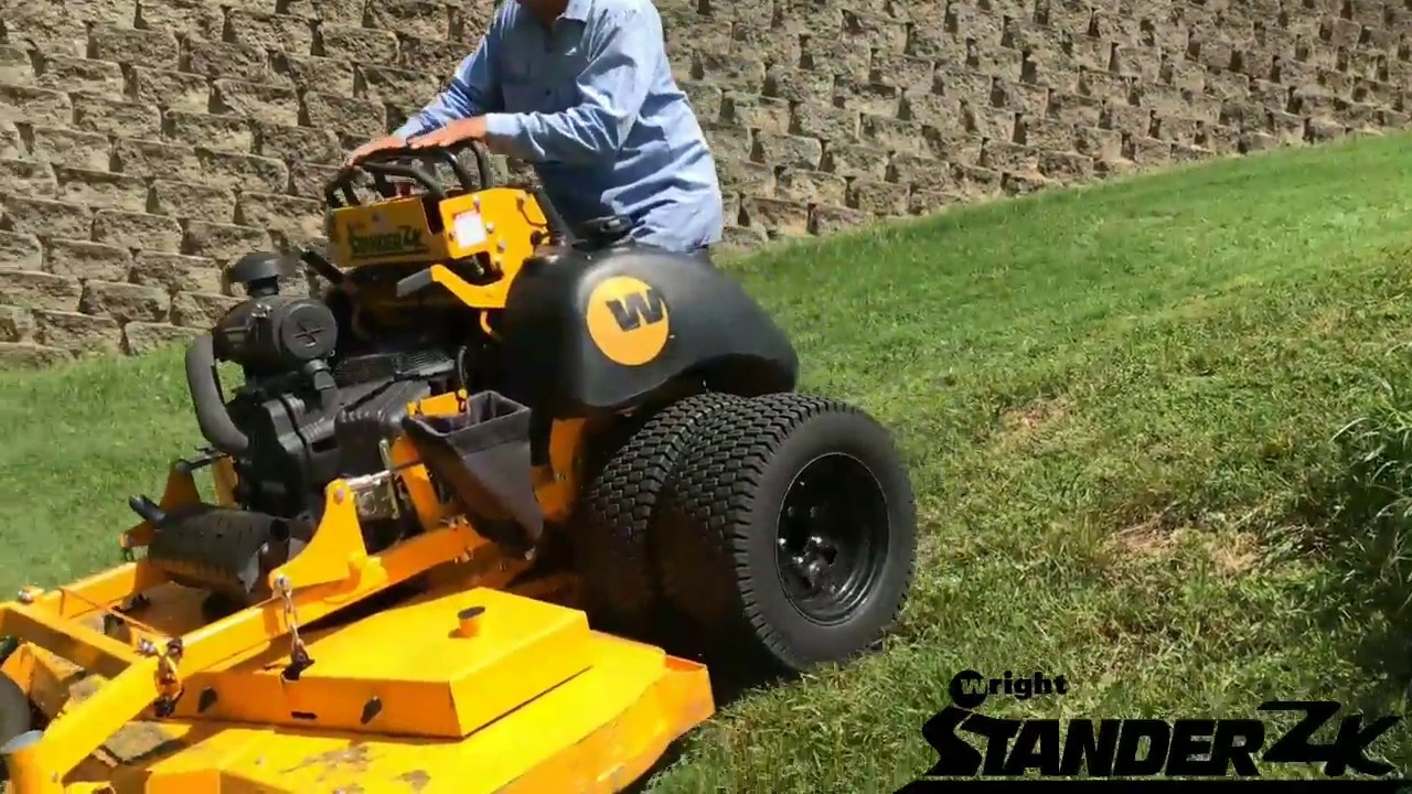 commercialmowerreviews com - Wright Stander ZK Review