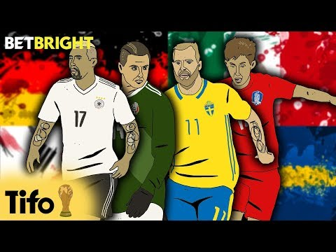 Fifa world cup 2018™: 'group f' tactical preview