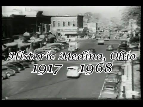 Medina Ohio Historical Films