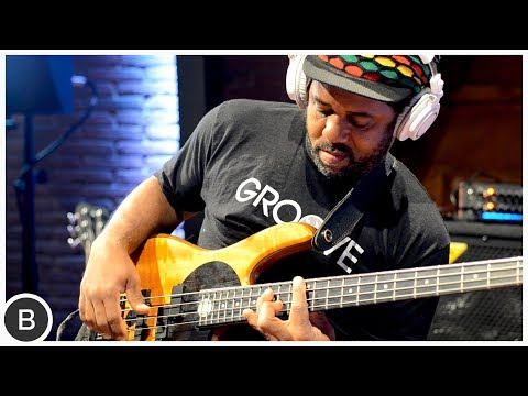 VICTOR WOOTEN - AMAZING BASS SOLO