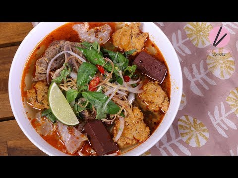 The BEST Bún bò Huế  w/Special Guest | Asian at Home