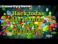 Hack de Plantas vs Zombies 2 sin (ROOT) Y CON (ROOT) (GameSpyDavid) 2018
