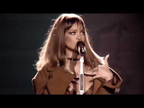 Rihanna  Love On The Brain emotional performance