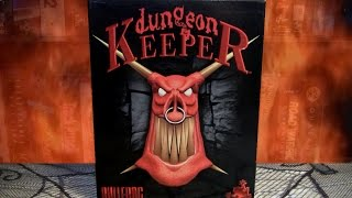 Dungeon Keeper (PC Dos/Win95) - a review by the Retro Gambler