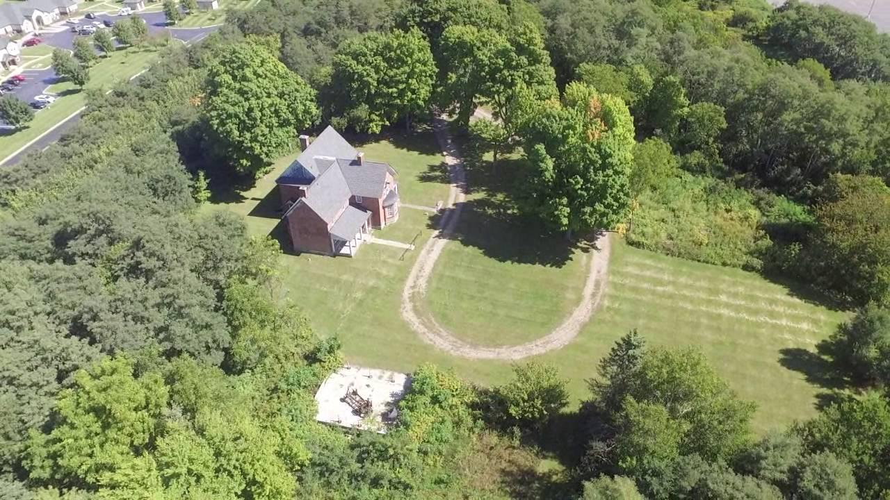 The Hidden, Historic Drake House In Kalamazoo