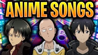 So We Made Anime Music Using Fortnite Music Blocks 4 (One Punch Man, No Game No Life)