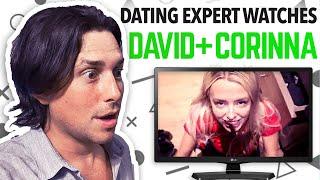 Dating Expert Reacts to DAVID DOBRIK and CORINNA KOPF
