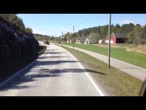 Tustna - fra Sandvika til Tømmervåg