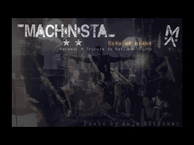 Machinista - City of night (Rational Youth cover)