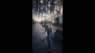 Поездка в Москву на новогодние праздники