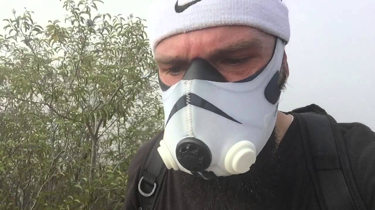 Hiking In The Clouds With My Elevation Training Mask YouTube - What is my elevation