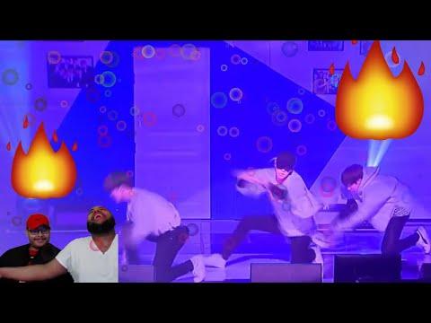 JungKook, Jimin, JHope (3J) Dance - BTS Home Party REACTION!!