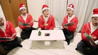 'N SYNCカバー 今年最後の作品が仕上がりました。クリスマスも、「独り...