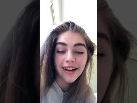 Jade Weber (2019/07/09 5:39pm CEST)  (Instagram Live Video)