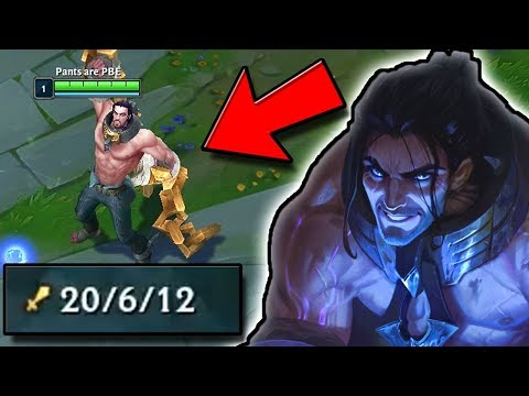 FORMER RANK 1 PLAYER SHOWS YOU WHAT JUNGLE SYLAS LOOKS LIKE | League of Legends thumbnail