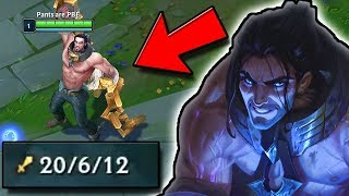 FORMER RANK 1 PLAYER SHOWS YOU WHAT JUNGLE SYLAS LOOKS LIKE | League of Legends