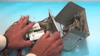 Ремонт блока питания компьютера и его устройство(Краткое описание устройства блока питания компьютера и мелкий ремонт., 2015-10-29T21:16:58.000Z)