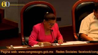 Congreso de Guerrero: Septiembre entra en vigor el Código Nacional de Procedimientos Penales
