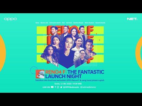 RAISA, MARION JOLA, HIVI! - OPPO Reno4 F Fantastic Launch Night