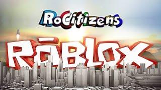 ROBLOKS ROSITIZENS-ROCITIZENS #1 ROBLOX (Robloks in Russian).