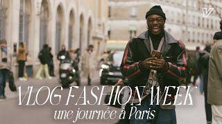VLOG - Une journee a la Fashion Week -- Views TV