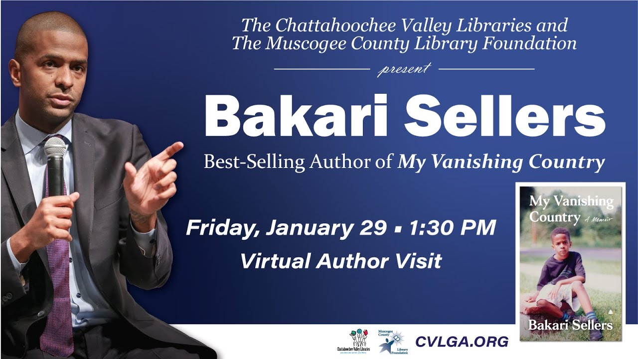 In Conversation with Bakari Sellers