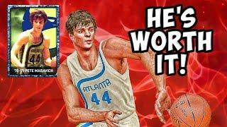 NBA 2K15 MyTeam Gameplay -  He