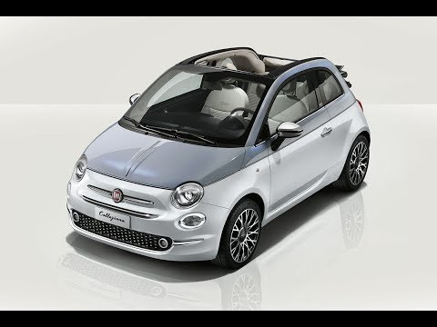 The All New Fiat 500 Collezione