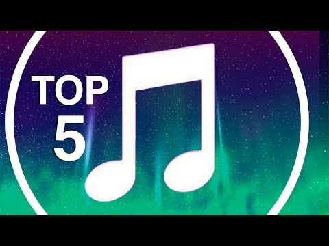 FREE MUSIC APPS TOP 5 for iPhone iPad iPod iOS