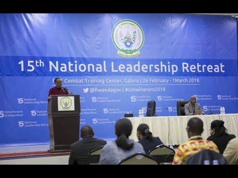 Make sure that you are constantly delivering on the vision - Kagame urges Leaders