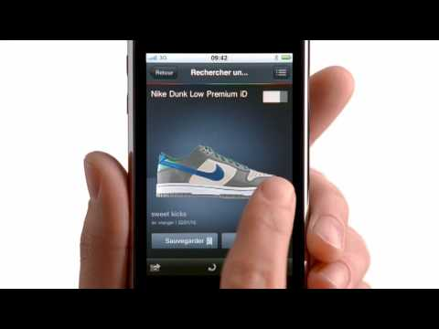 Apple iPhone Commercial New 2010 from France