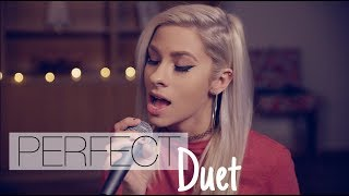 Ed Sheeran, Beyoncé - Perfect Duet (Andie Case & Nash Overstreet Cover)